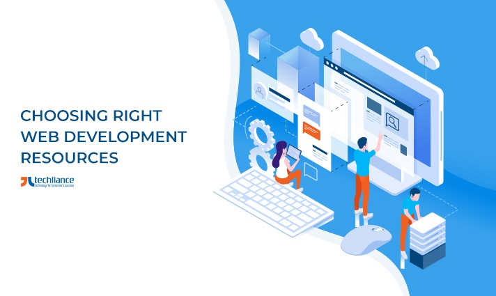 Choosing Right Web Development Resources