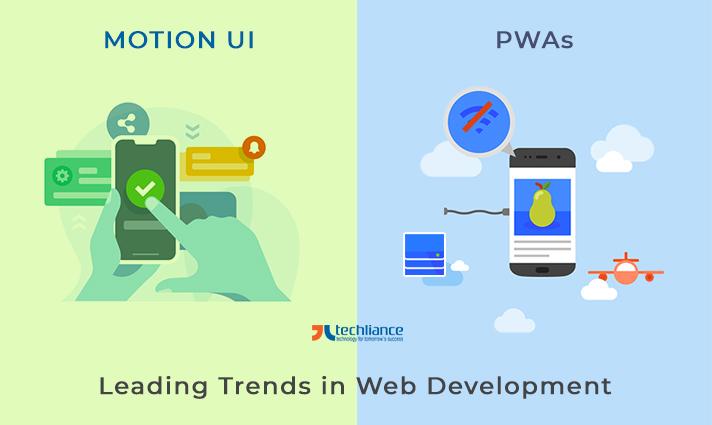 Leading Trends in Web Development