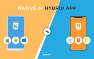 Native App vs Hybrid App - Which way to go?