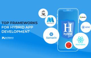 Top Frameworks for Hybrid App Development