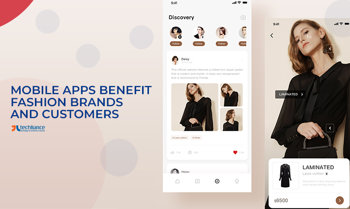 Mobile Apps benefit Fashion Brands and Customers
