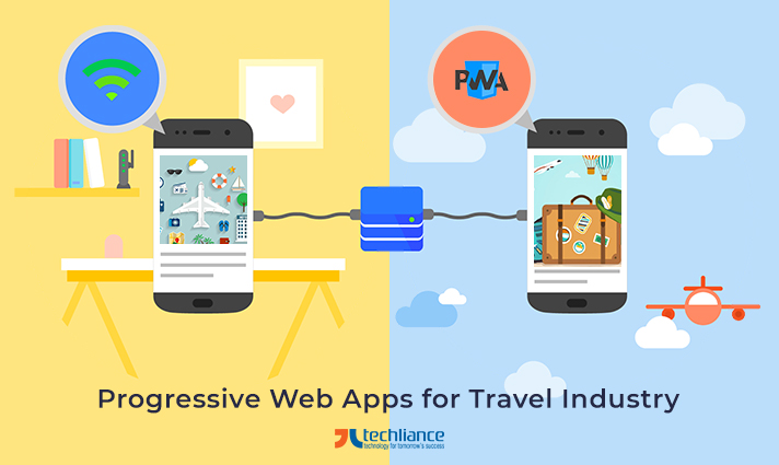 Progressive Web Apps for Travel Industry