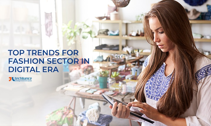 Top Trends for Fashion Sector in Digital Era