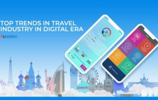 Top Trends in Travel Industry in Digital Era