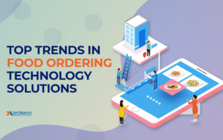 Top Trends in Food Ordering Technology Solutions