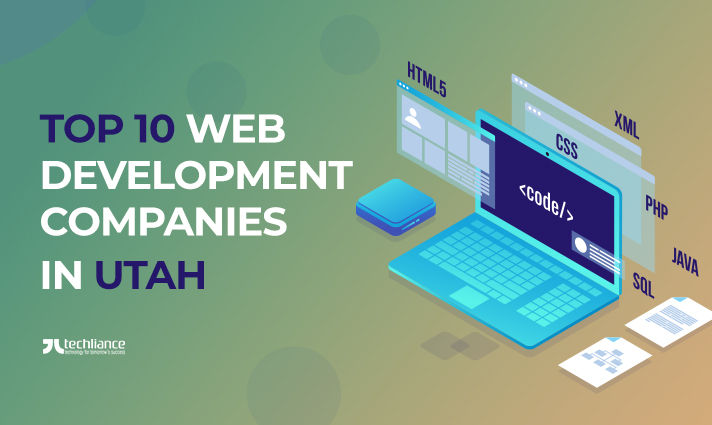 Top Web Development Companies in US state of Utah