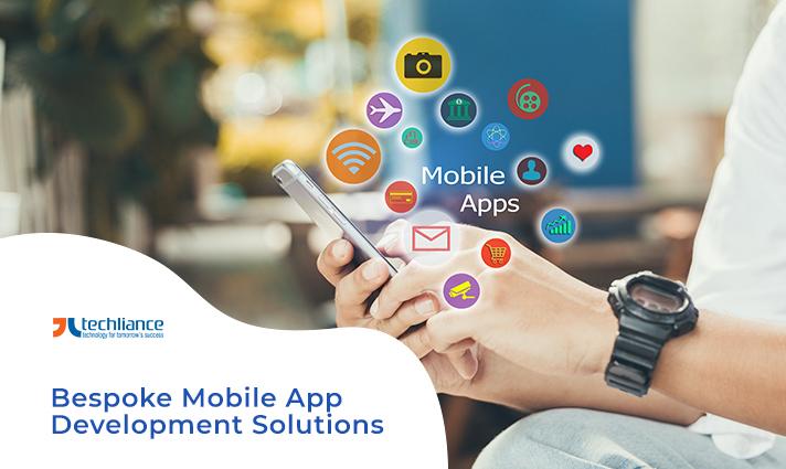 Bespoke Mobile App Development Solutions