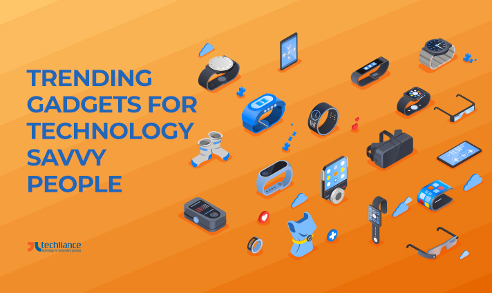 Trending Technology Gadgets