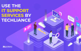 Use the IT Support Services by Techliance