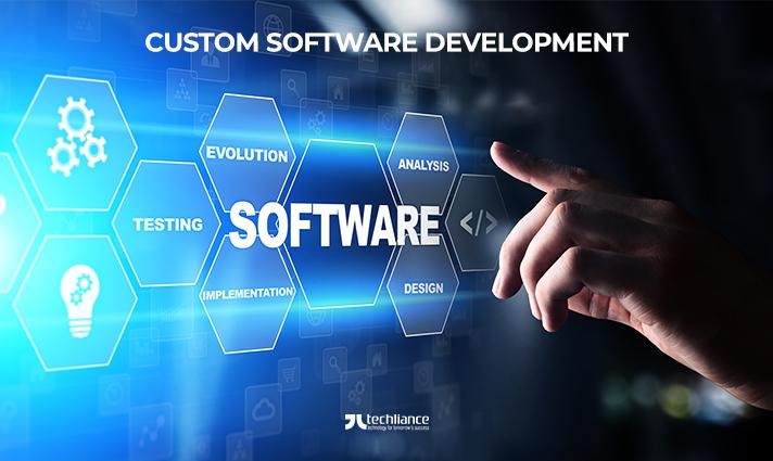 Top Software Developers present best Custom IT Solutions