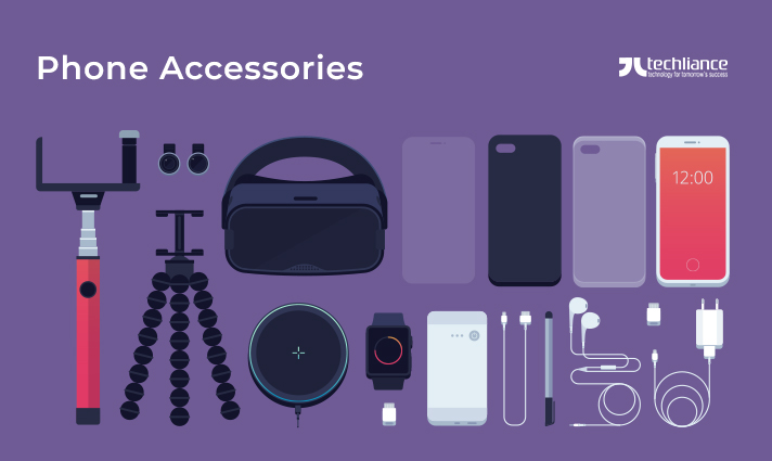 Phone Accessories play a role in choosing the Mobile Platform