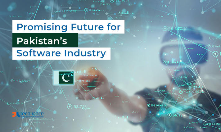 Promising Future for Pakistan's Software Industry