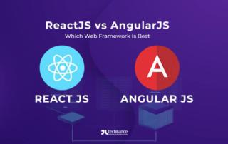 ReactJS vs AngularJS - Which Framework is Best