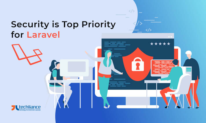 Security is Top Priority for Laravel