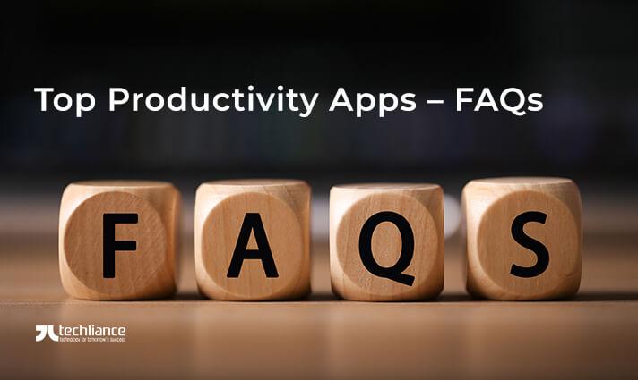 Top Productivity Apps: FAQs