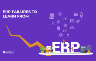 ERP Failures to Learn from