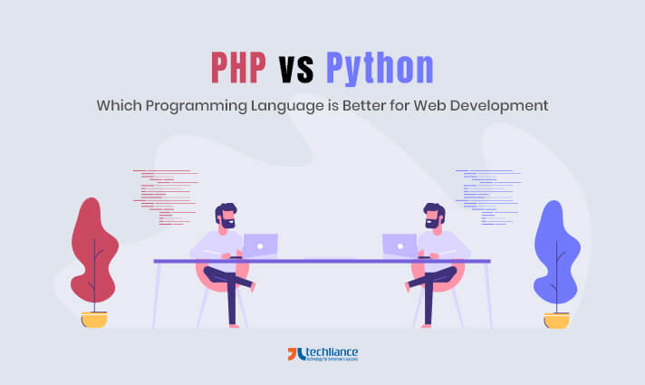 PHP vs Python - Which programming language is better for Web Development