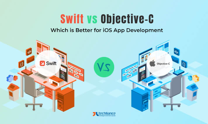 Swift vs Objective-C - Which is Better for iOS App Development