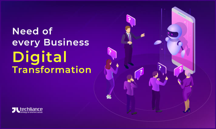 Digital Transformation - Need of every Business