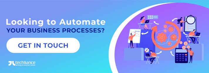 Looking to Automate your Business Processes?