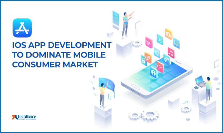 iOS App Development to Prevail the Mobile Consumer Market