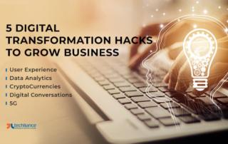 5 Digital Transformation Hacks to Grow Business