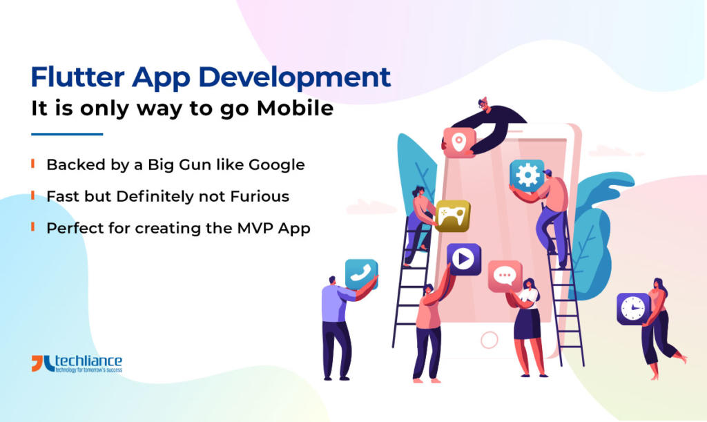 Flutter App Development - It is Only Way to Go Mobile