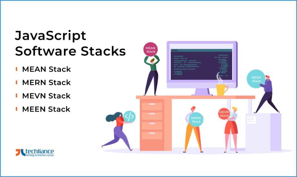 JavaScript Software Stacks