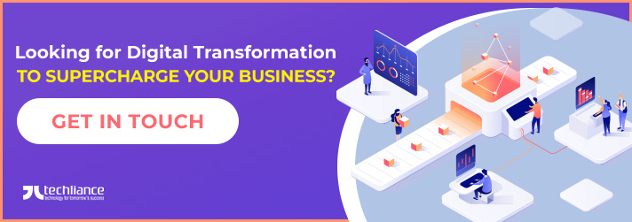 Looking for Digital Transformation to Supercharge your Business