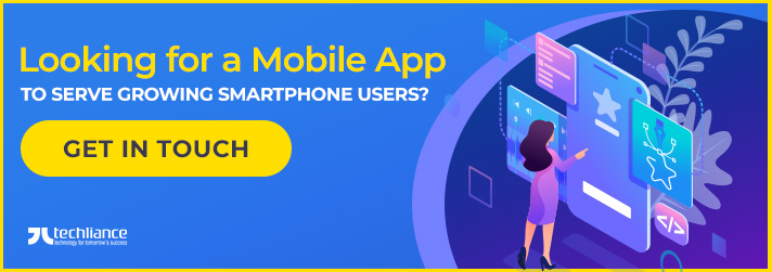 Looking for a Mobile App to serve growing Smartphone users?