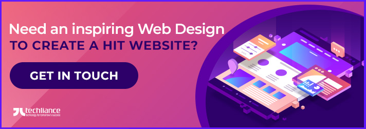 Need an inspiring Web Design to create a hit Website?