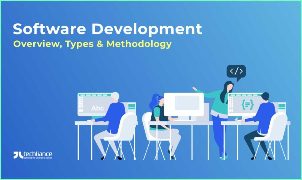 Software Development - Overview, Types & Methodology