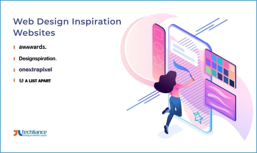 Web Design Inspiration Websites