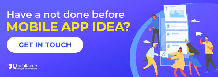 Have a not done before Mobile App Idea?