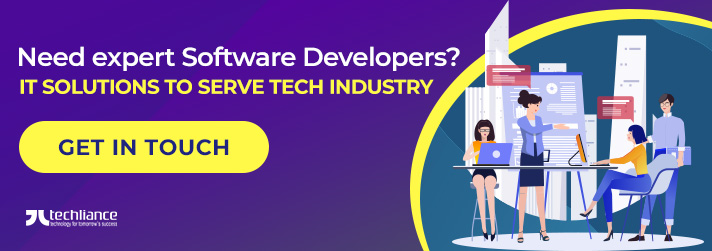 Need expert Software Developers for IT Solutions to serve Tech Industry