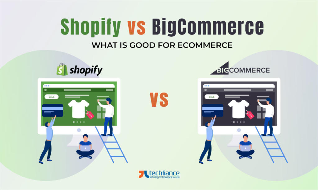 Shopify vs BigCommerce: What's good for eCommerce in 2020