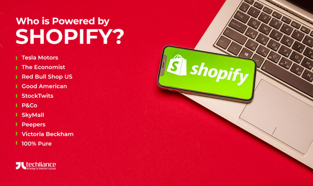 Who is Powered by Shopify