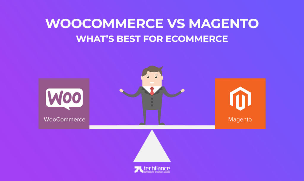 WooCommerce vs Magento: What's best for eCommerce in 2020