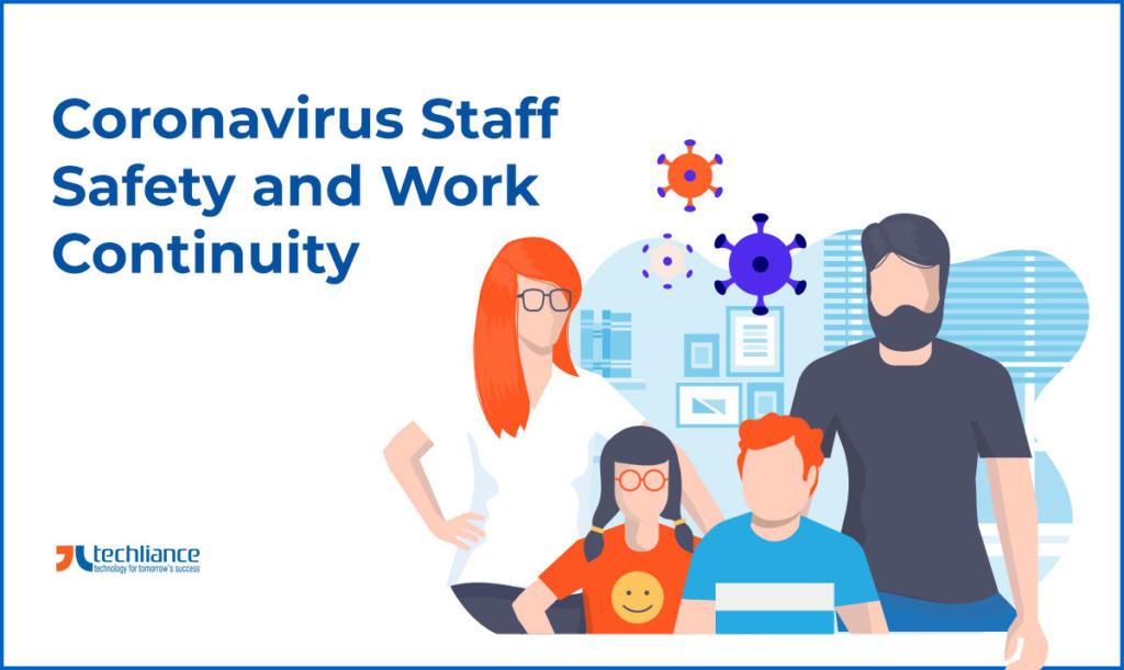 Coronavirus Staff Safety and Work Continuity