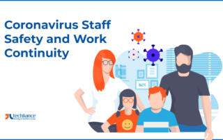 Coronavirus Staff Safety and Work Continuity