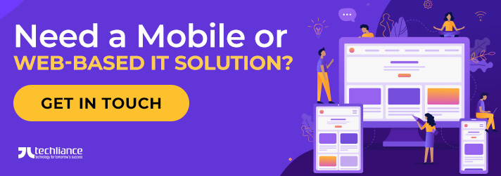 Need a Mobile or Web based IT Solution