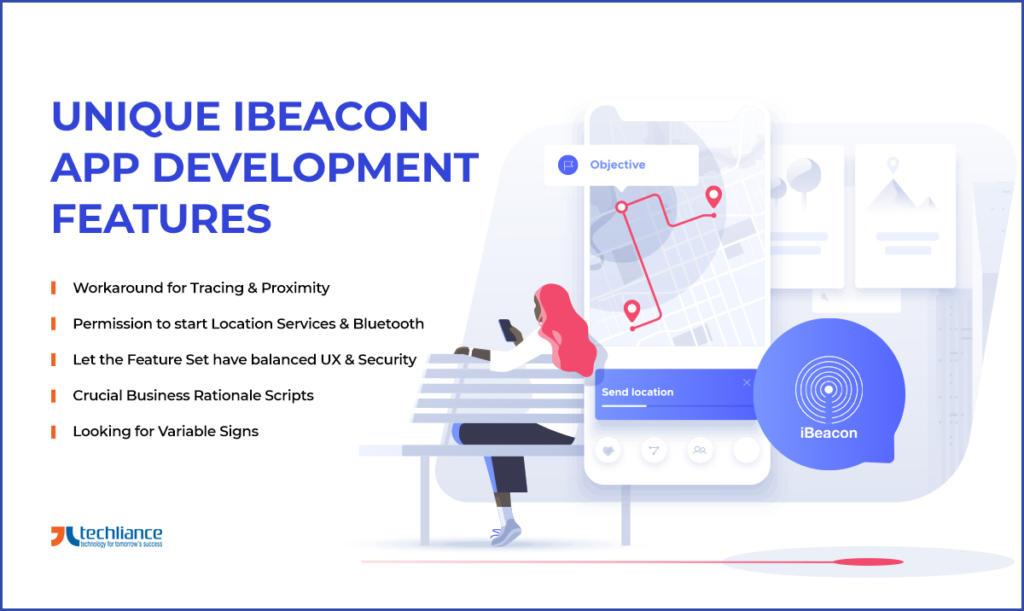 Unique iBeacon App Development Features