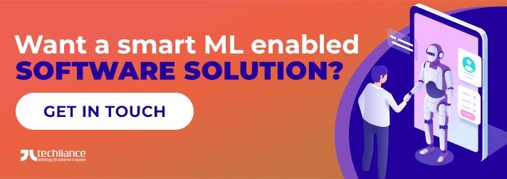 Want a smart ML enabled Software solution