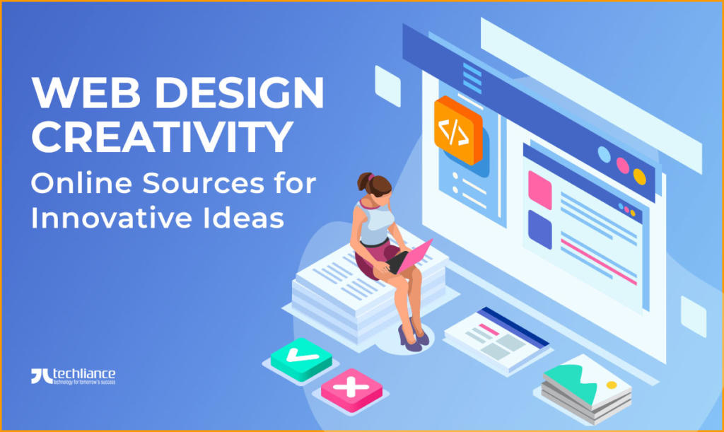 Web Design Creativity - Online Sources of Innovative Ideas