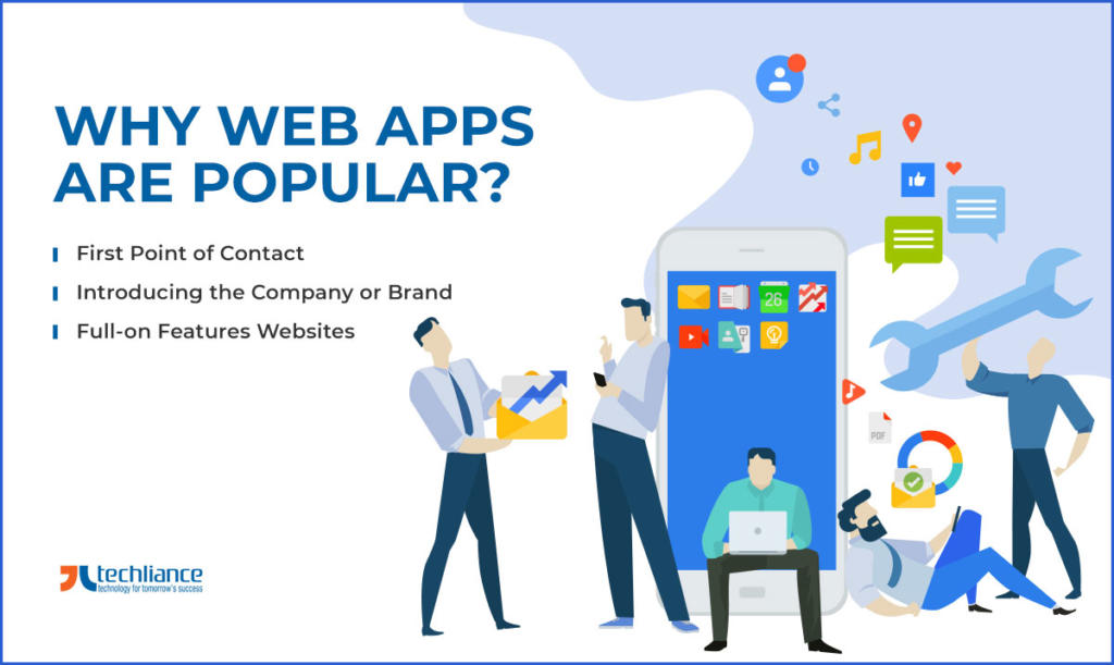 Why Web Apps are Popular