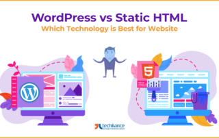 WordPress vs Static HTML - Which Technology is Best for Website
