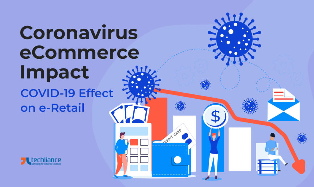 Coronavirus eCommerce Impact - COVID-19 Effect on e-Retail