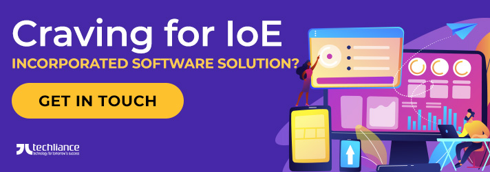 Craving for IoE incorporated Software solution