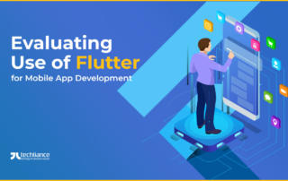 Evaluating Use of Flutter for Mobile App Development
