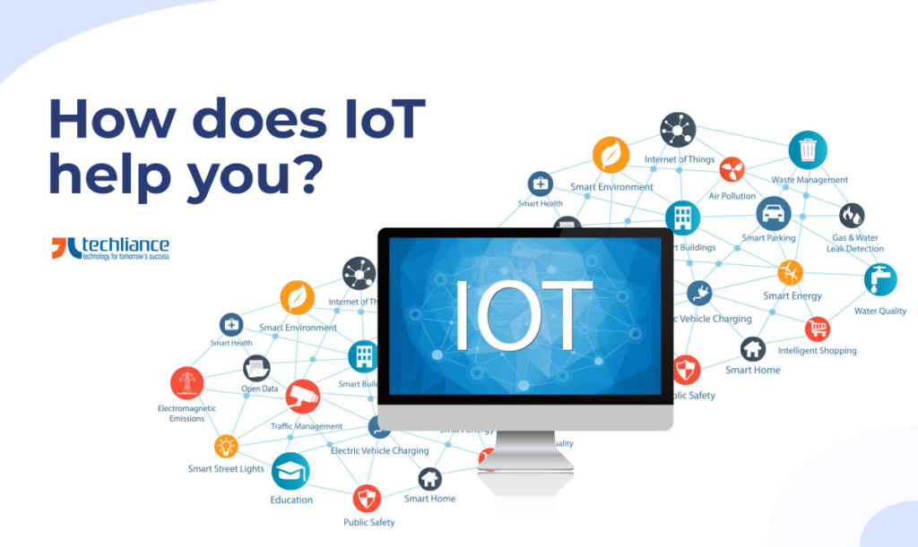 How does IoT help you